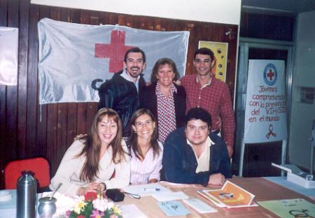 """Curso sobre Salud Sexual y Reproductiva """"Una juventud saludable por un futuro promisorio"""" - Cruz Roja Argentina - Filial Resistencia - 29 y 30 de abril de 2004"""